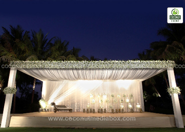 Floral Decoration for Reception