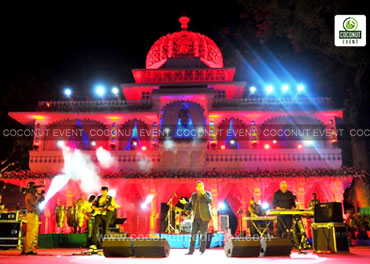 Musical Event in Udaypur