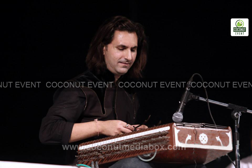 Music Director in Coconut Event