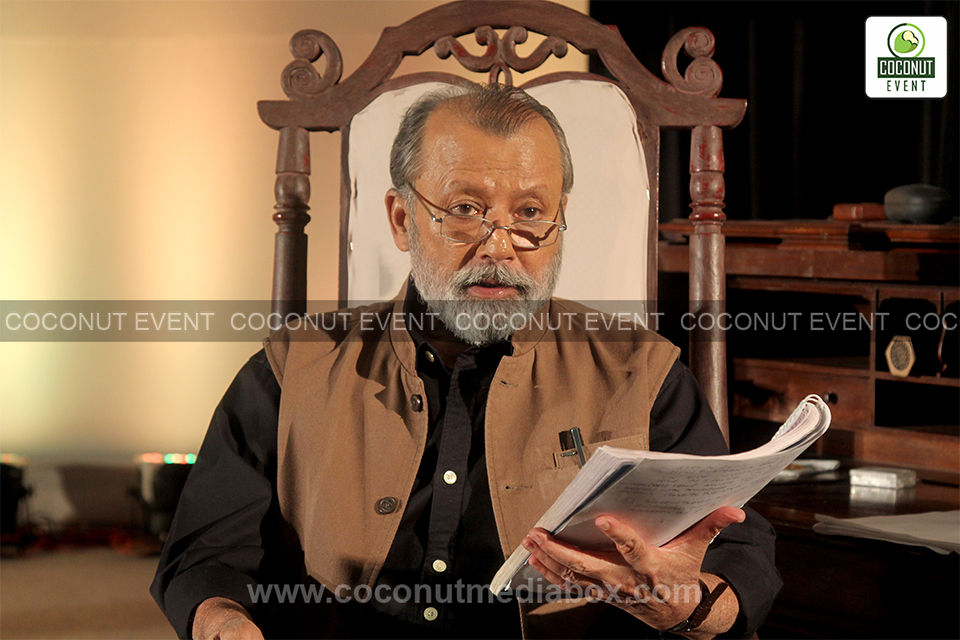 Pankaj Kapur in Theatre Play