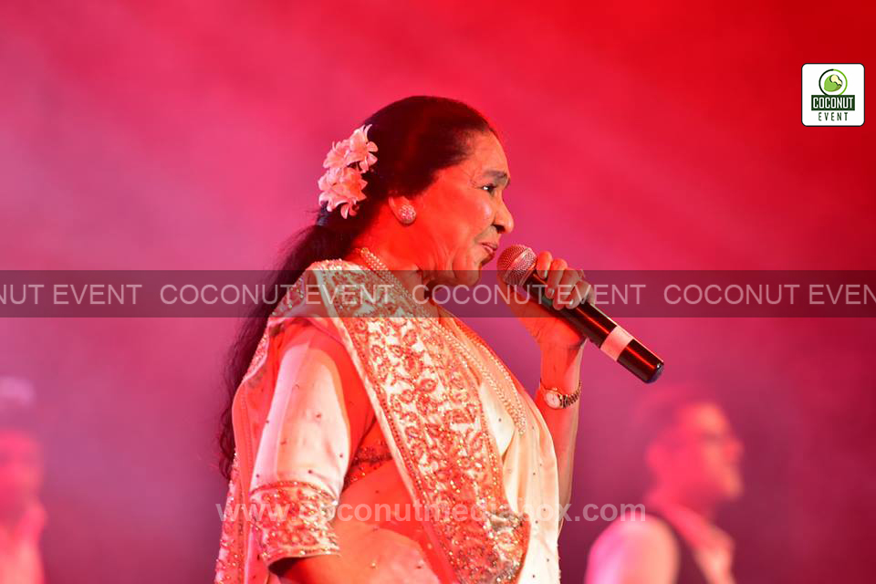Asha Live in Concert - Ahmedabad