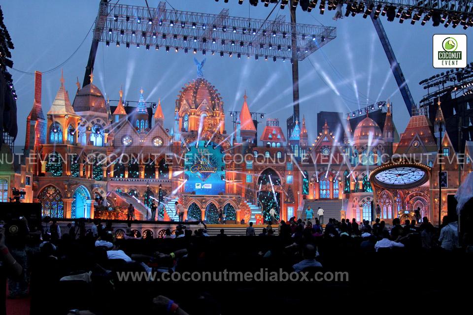 Zee Rishtey Award - Ambience