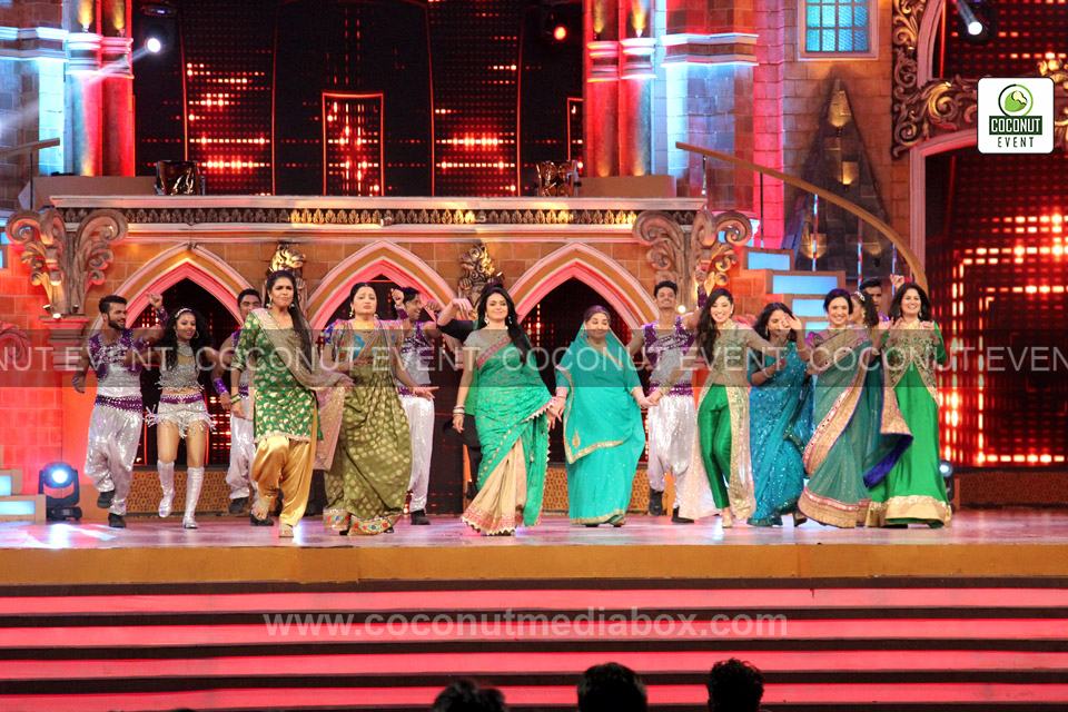 Performance by Telewood Stars at Award Show
