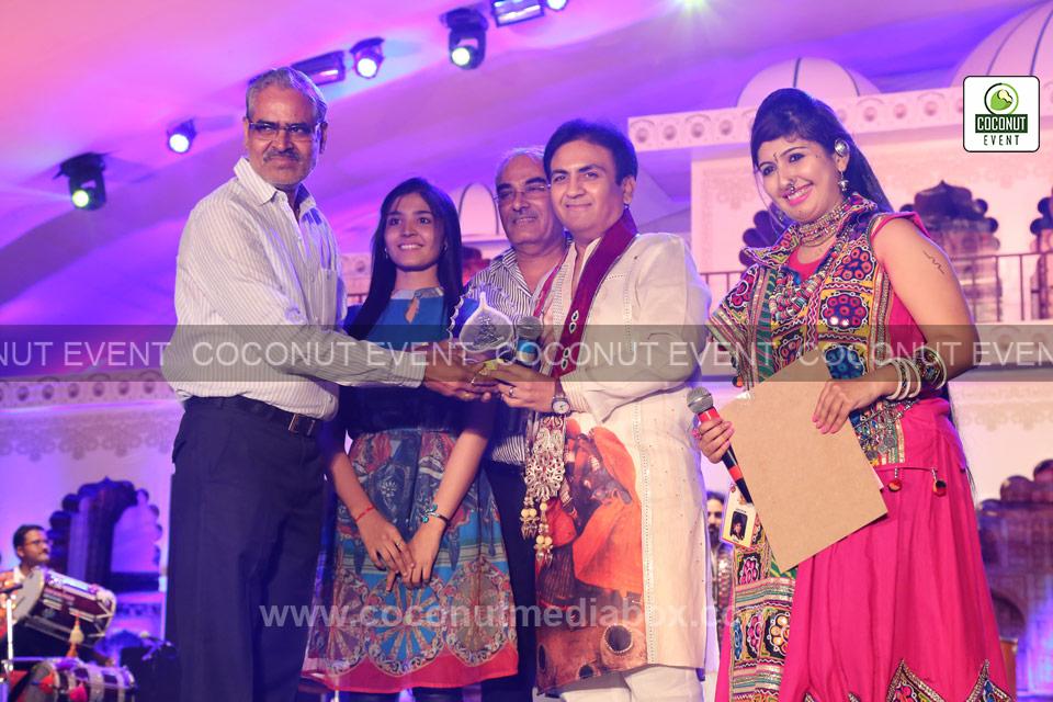 Prize Distribution by Dilip Joshi