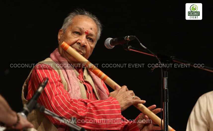 Hariprasad Chaurasia in musical event at vadfest 2015