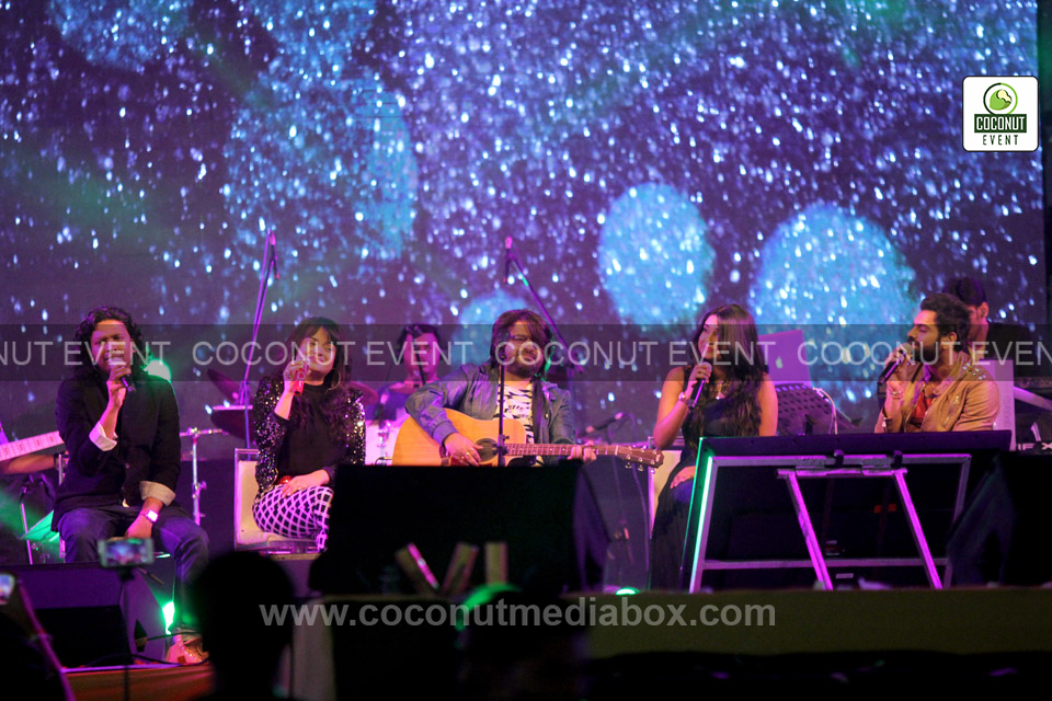 Pritam at Ahmedabad Event