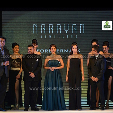 Narayan Jewellers event organizer Coconut Event