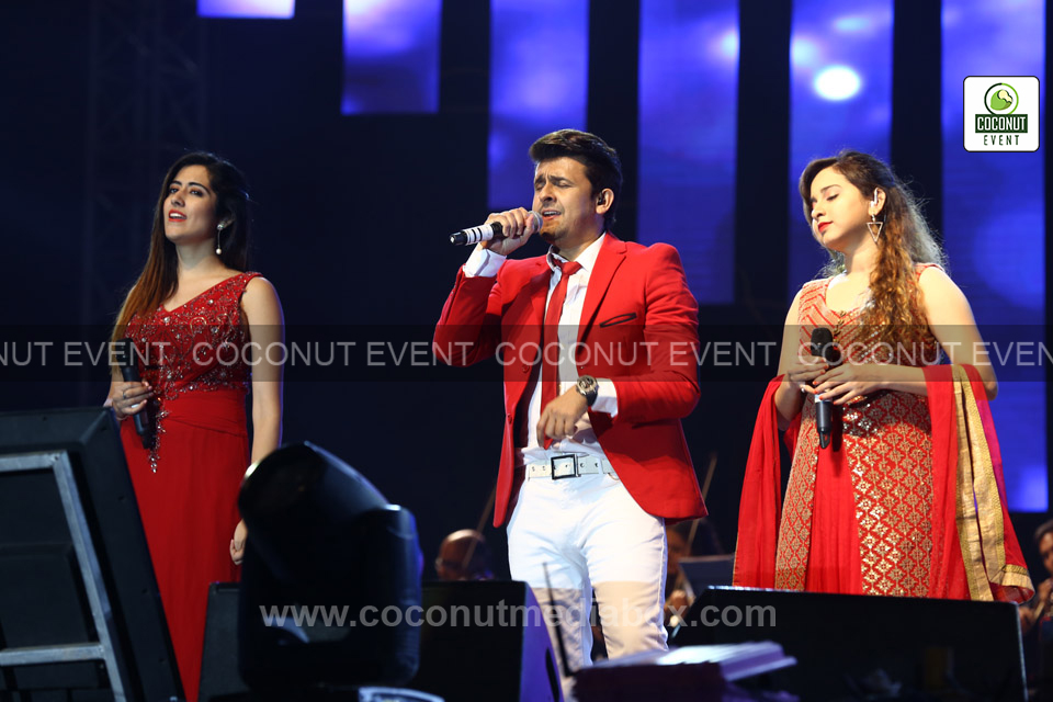 Sonu's Melodious Voice in Concert