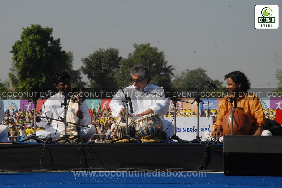 Cultural Programme - at Baroda in Khel Mahakumbh