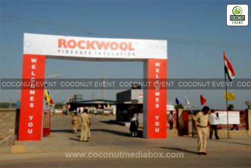 Rockwool Main Entrance