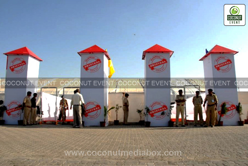 Corporate Event at Rockwool - Organizer Coconut Event