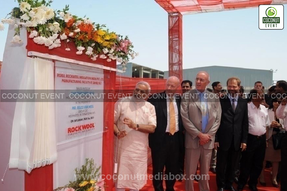 Inauguration by Narendra Modi