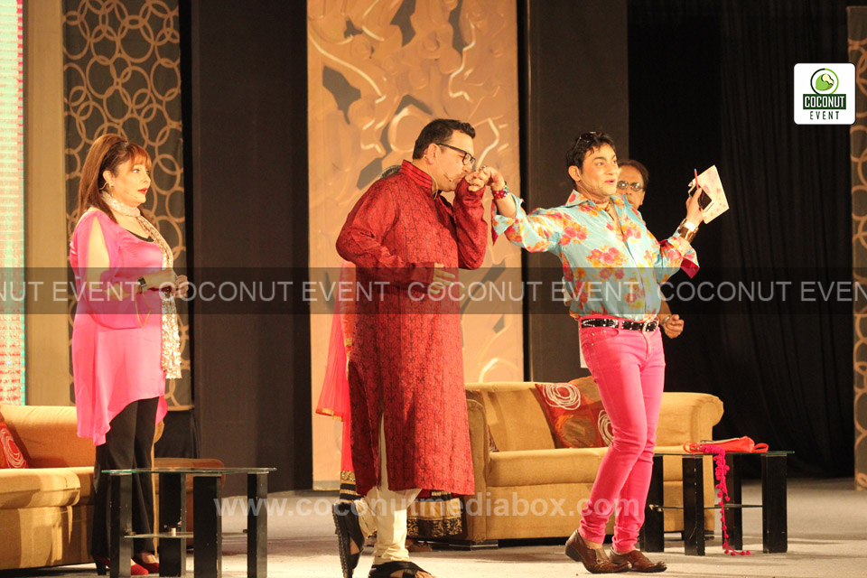 Blame It On Yashraj Play in Ahmedabad