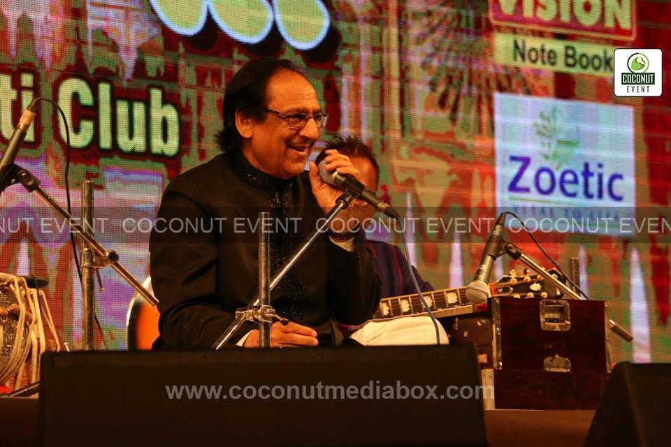 Ghazal Singer Ghulam Ali Khan