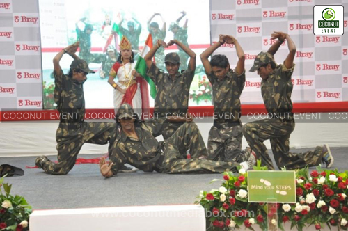 Indian Army Stage Show