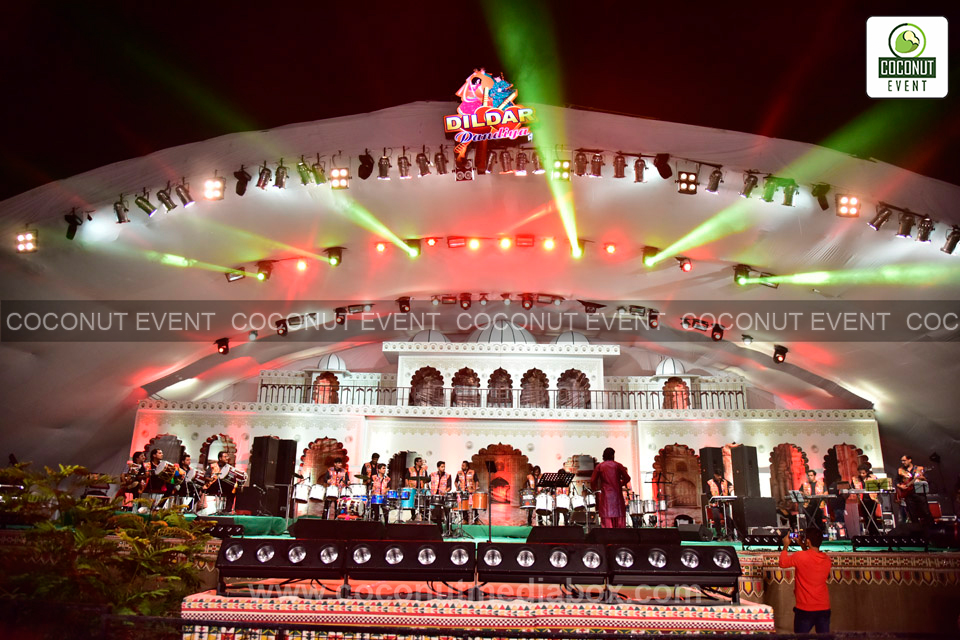 Navrati 2015 Event in Hyderabad