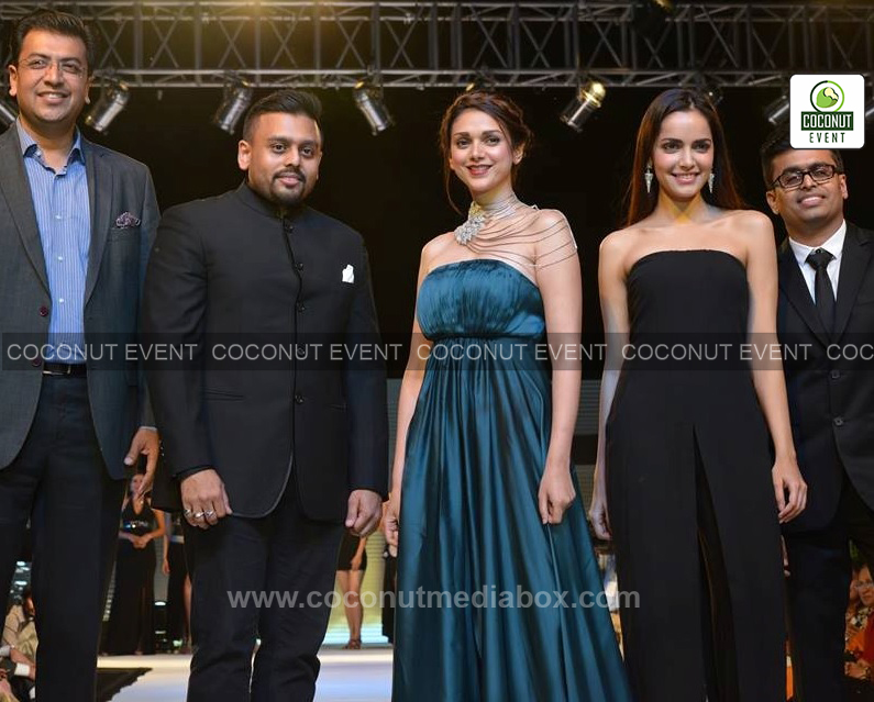 Jewellery Launch Fashion Show