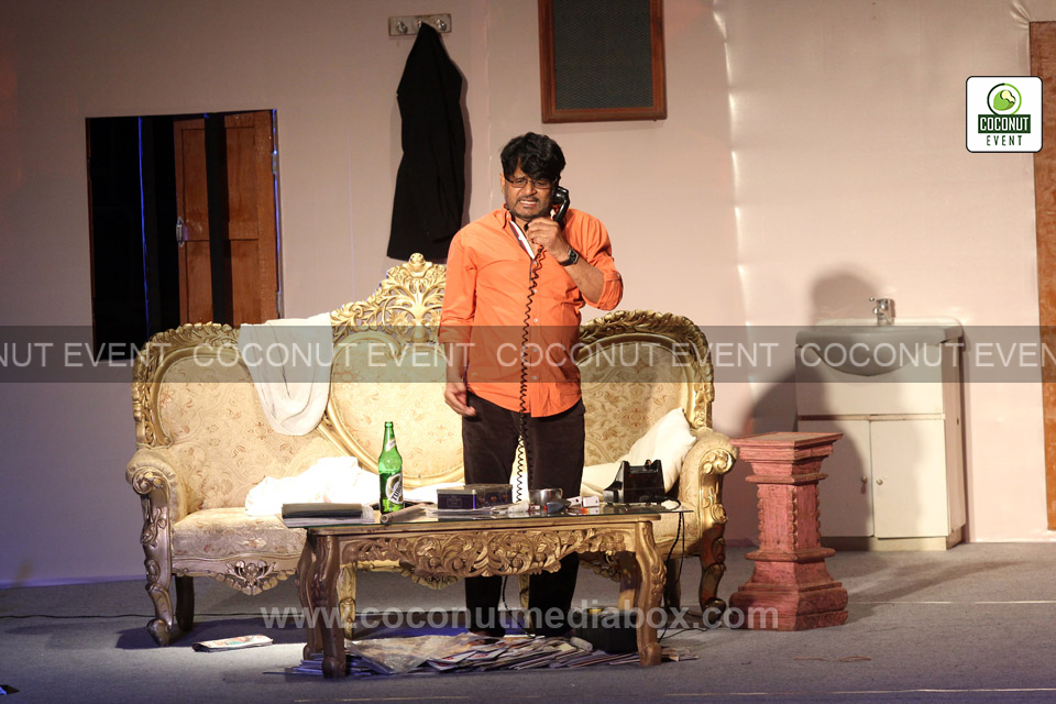 Abir Yadav in Theatre Play Piano