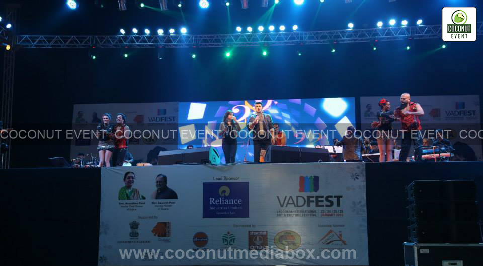 Sonu Nigam Live in Event