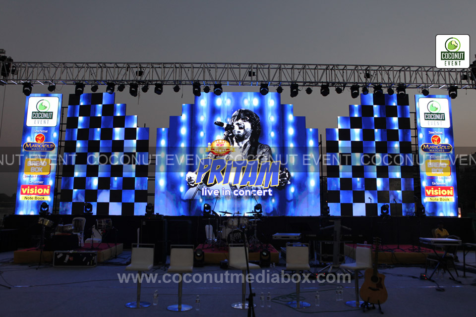 Pritam Live in Concert 2016 at Ahmedabad