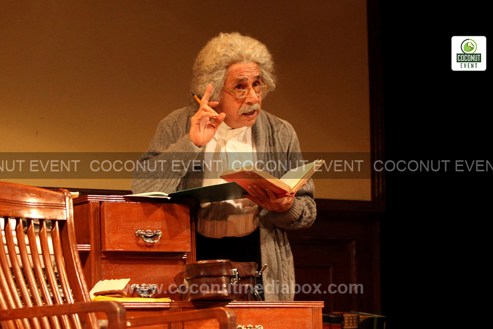 Naseeruddin Shah in Play