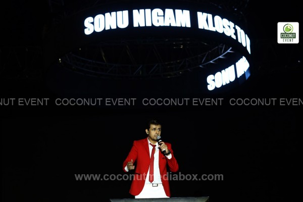 Sonu Nigam Live at Ahmedabad in Klose To My Heart which was held in January 2016. Event managed by Coconut Media Box