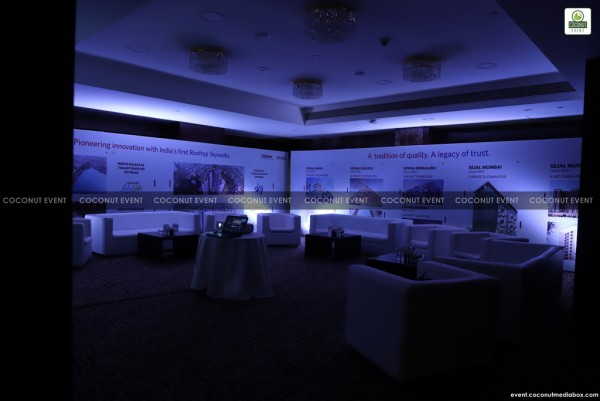 CORPORATE ONE ON ONE DIRECTORS' MEET FOR SIDDHA & SEJAL GROUP