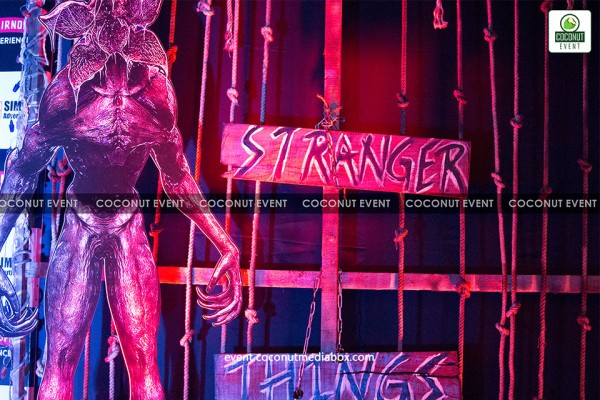 Stranger Things Theme Party | Coconut Event