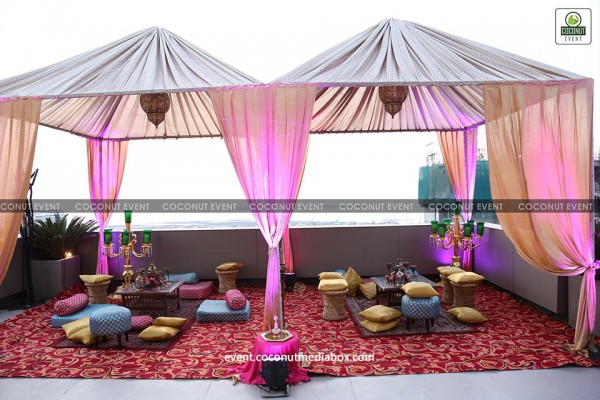 moroccan theme for rustomjee paramount | Coconut even