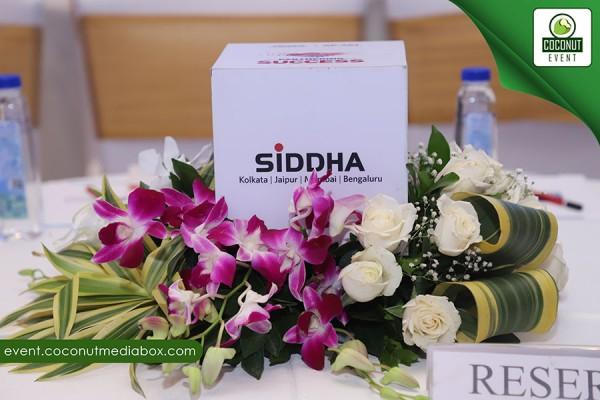 Corporate Association meet for Siddha & Sejal group At Blue Sea - Worli Sealink