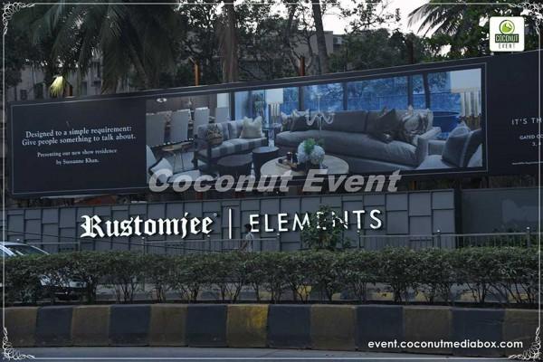 Channel Partner meet for Rustomjee Elements