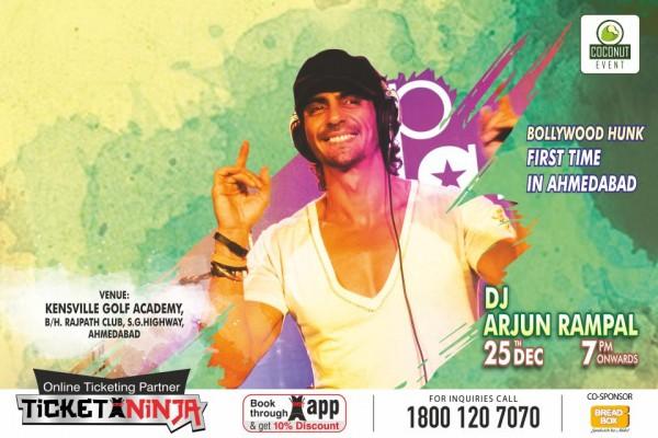 Dj Arjun Rampal | Coconut Event