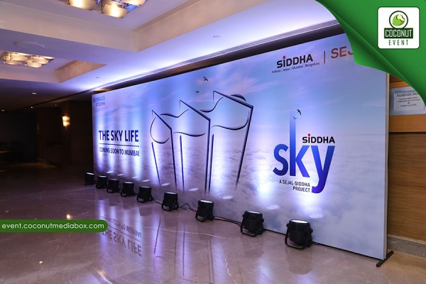 Corporate Association meet for Siddha & Sejal group At Vivanta by Taj Cuffe Parade