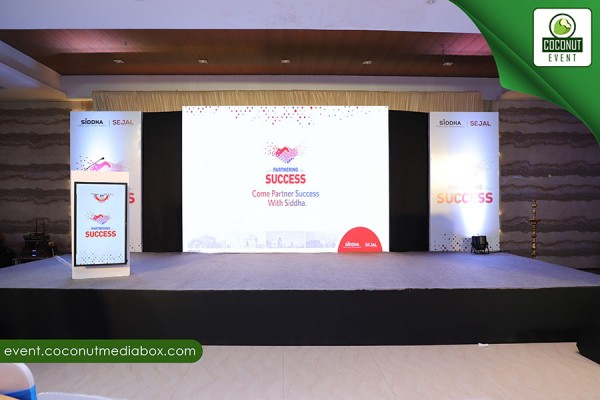 Corporate Association meet for Siddha & Sejal group At V Banquet - Chembur