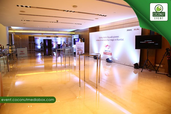 Corporate Association meet for Siddha & Sejal group At Westin Mumbai