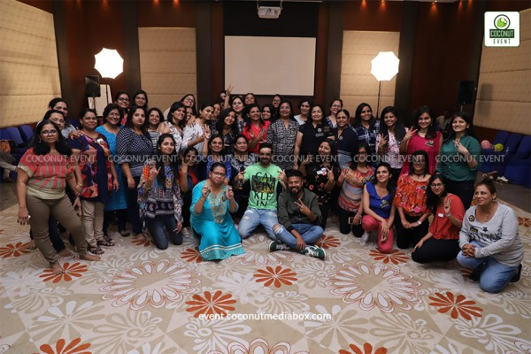 Corporate Event HPCL Mumbai 2018