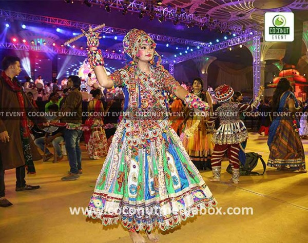 Coconut Event an event management company in Mumbai | Dildar Dandiya