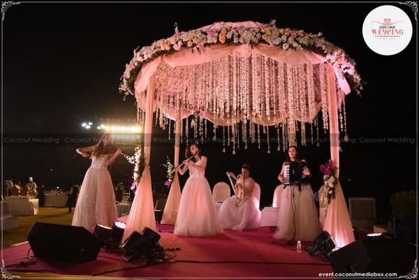 A Royal Wedding at Renaissance Mumbai