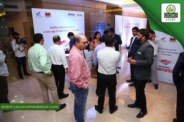 Corporate Association meet for Siddha & Sejal group At Westin Mumbai