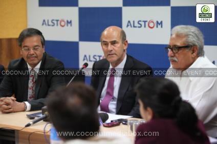 GLOBAL CEO VISIT ALSTOM