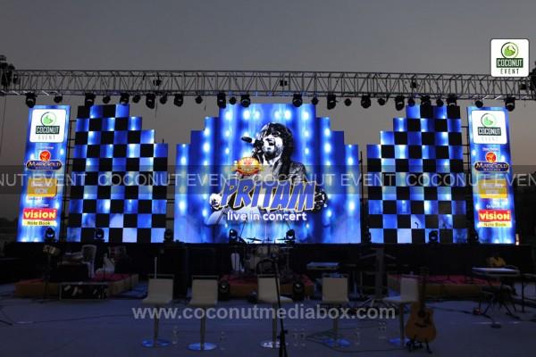 Pritam Chakraborty Live In Concert
