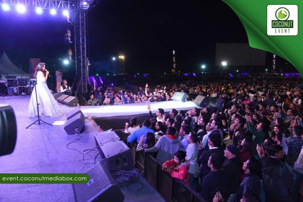SHREYA GHOSHAL LIVE IN CONCERT 2019 AT RAJKOT
