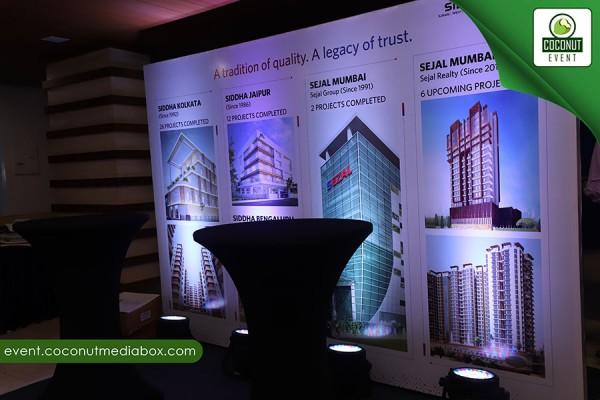 Corporate Association meet for Siddha & Sejal group At Lavender Bag - Ghatkopar