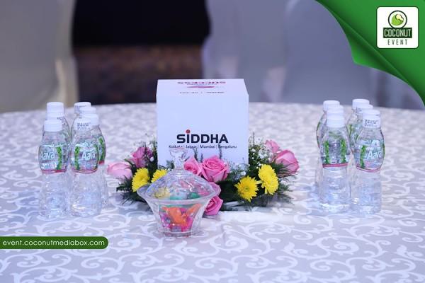Corporate Association meet for Siddha & Sejal group At Vivanta by Taj Cuffe Parade