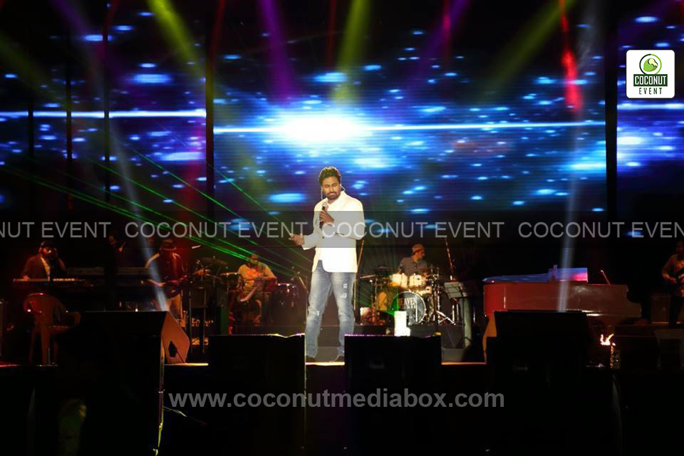Mithoon live in concert - Ahmedabad