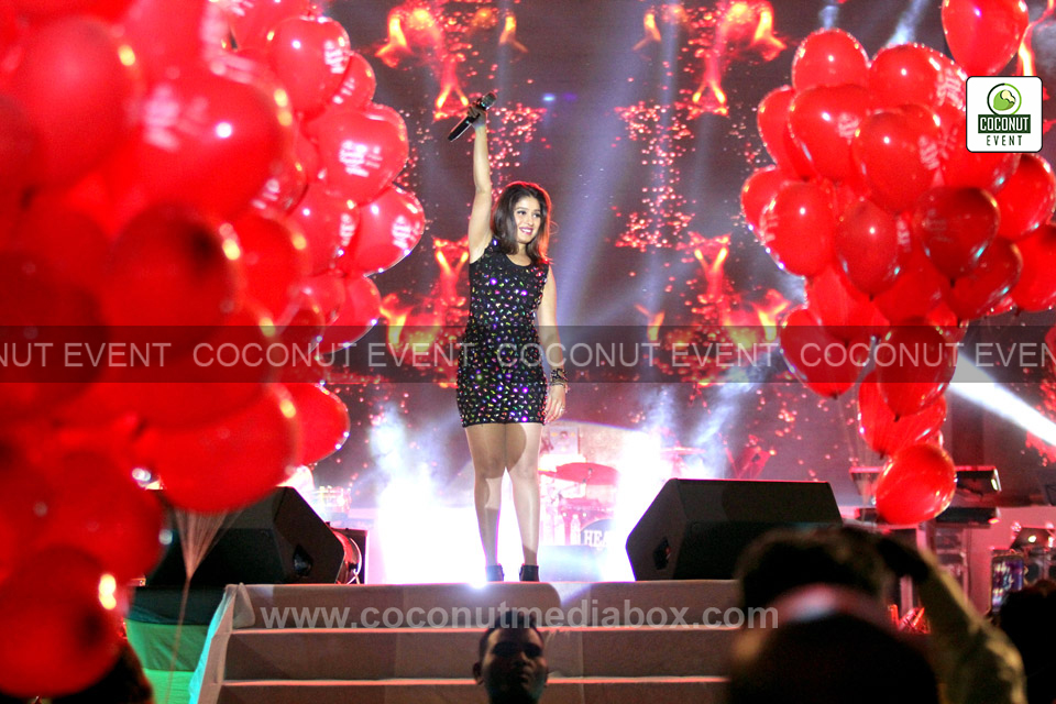 Sunidhi Chauhan Live in Concert Ahmedabad